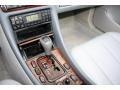 Controls of 1999 CLK 320 Convertible