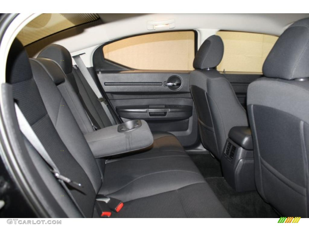 2008 Dodge Charger Se Interior Photo 43230411