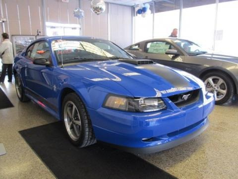 2003 ford mustang mach 1 coupe data info and specs. Black Bedroom Furniture Sets. Home Design Ideas