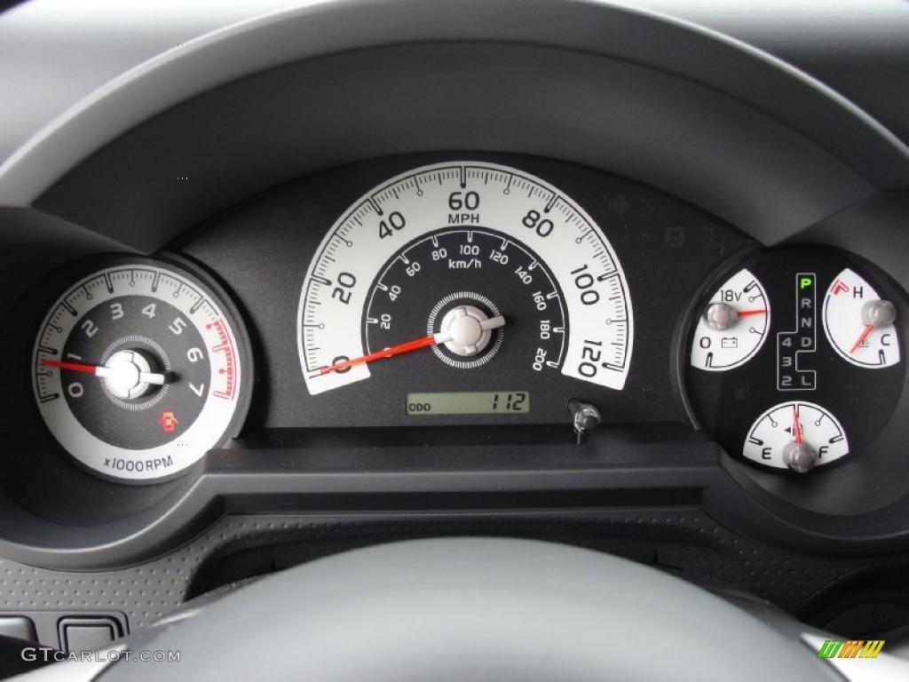Fj Cruiser Sticker >> 2011 Toyota FJ Cruiser 4WD Gauges Photo #43242997 | GTCarLot.com