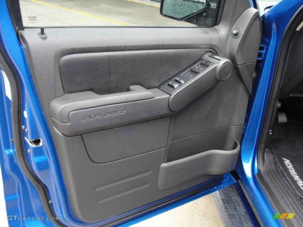 ford explorer sport trac adrenalin door panel  gtcarlotcom