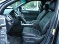 Charcoal Black Interior Photo for 2011 Ford Explorer #43257246