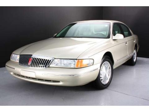 1997 lincoln continental data info and specs. Black Bedroom Furniture Sets. Home Design Ideas