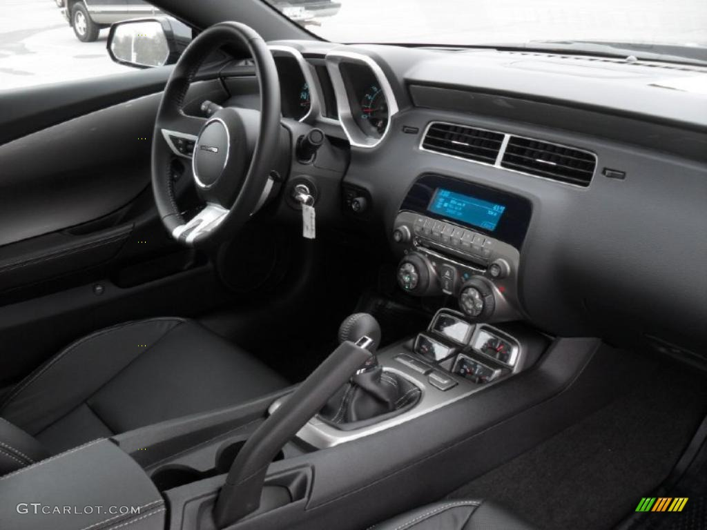 2011 black chevrolet camaro ss rs coupe 43255014 photo. Black Bedroom Furniture Sets. Home Design Ideas