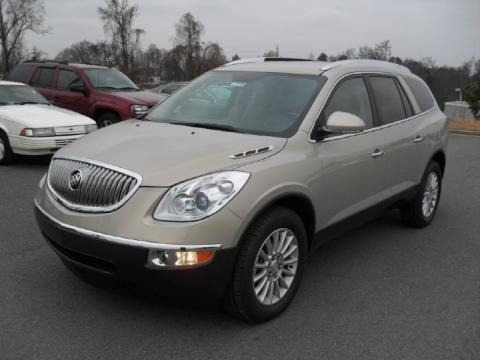 2011 Buick Enclave CX AWD Data, Info and Specs