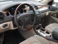 Cashmere/Cocoa Prime Interior Photo for 2011 Buick Enclave #43275970