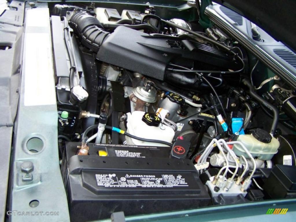 1998 Ford Explorer Limited 4 0 Liter Ohv 12