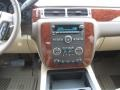 Dark Cashmere/Light Cashmere Controls Photo for 2011 Chevrolet Silverado 1500 #43287088