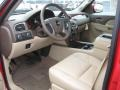 2011 Chevrolet Silverado 1500 Dark Cashmere/Light Cashmere Interior Prime Interior Photo