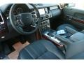2011 Range Rover Jet Black/Jet Black Interior