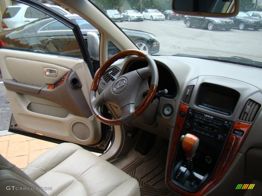 2002 lexus rx 300 interior photo 43322299. Black Bedroom Furniture Sets. Home Design Ideas