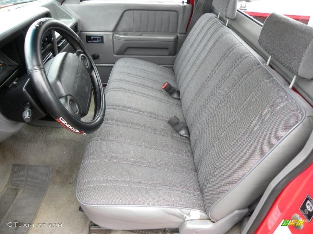 1996 Dodge Dakota Regular Cab Interior Photo 43330755 Gtcarlot Com