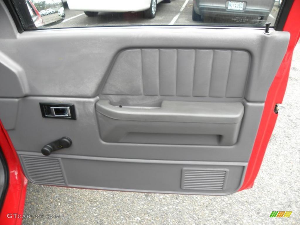 1996 Dodge Dakota Regular Cab Door Panel Photos