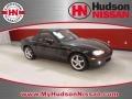 Brilliant Black 2003 Mazda MX-5 Miata Gallery