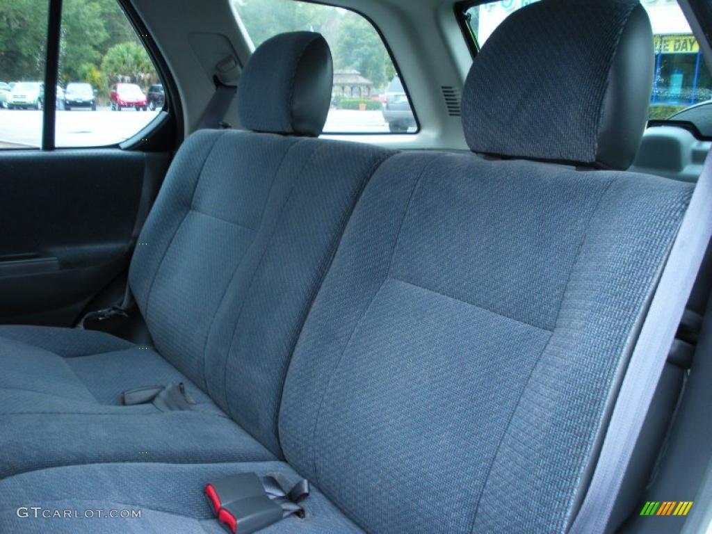 Gray Interior 2000 Honda Passport Ex Photo 43341767