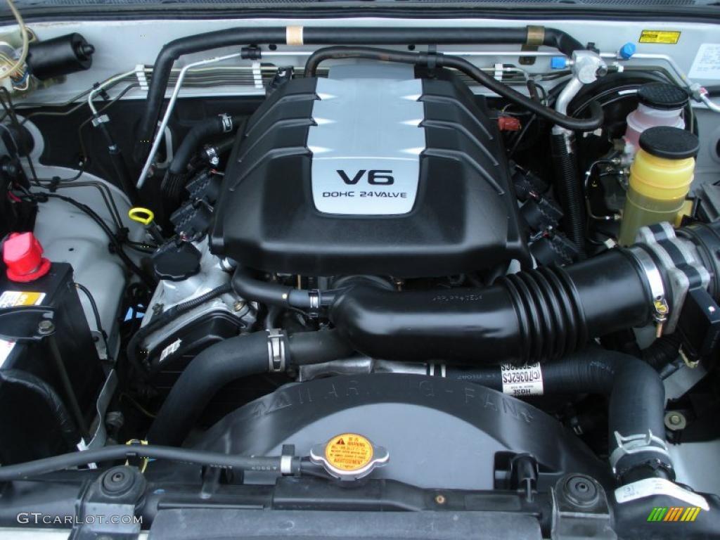 2000 honda passport ex 3 2 liter dohc 24 valve v6 engine. Black Bedroom Furniture Sets. Home Design Ideas