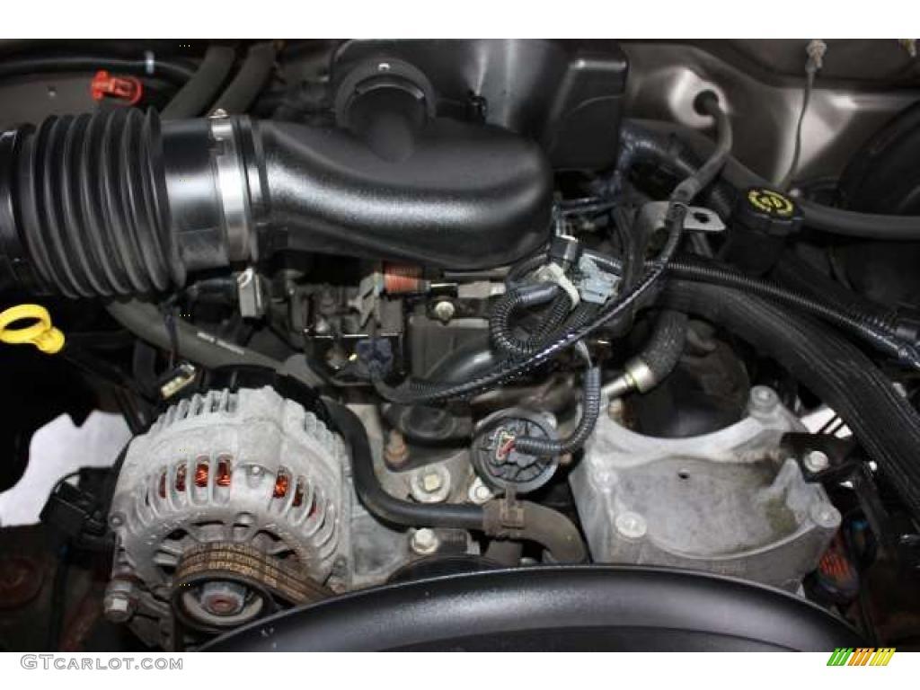 Chevrolet Gallery  2000 Chevrolet Silverado 1500 Engine 43 L V6