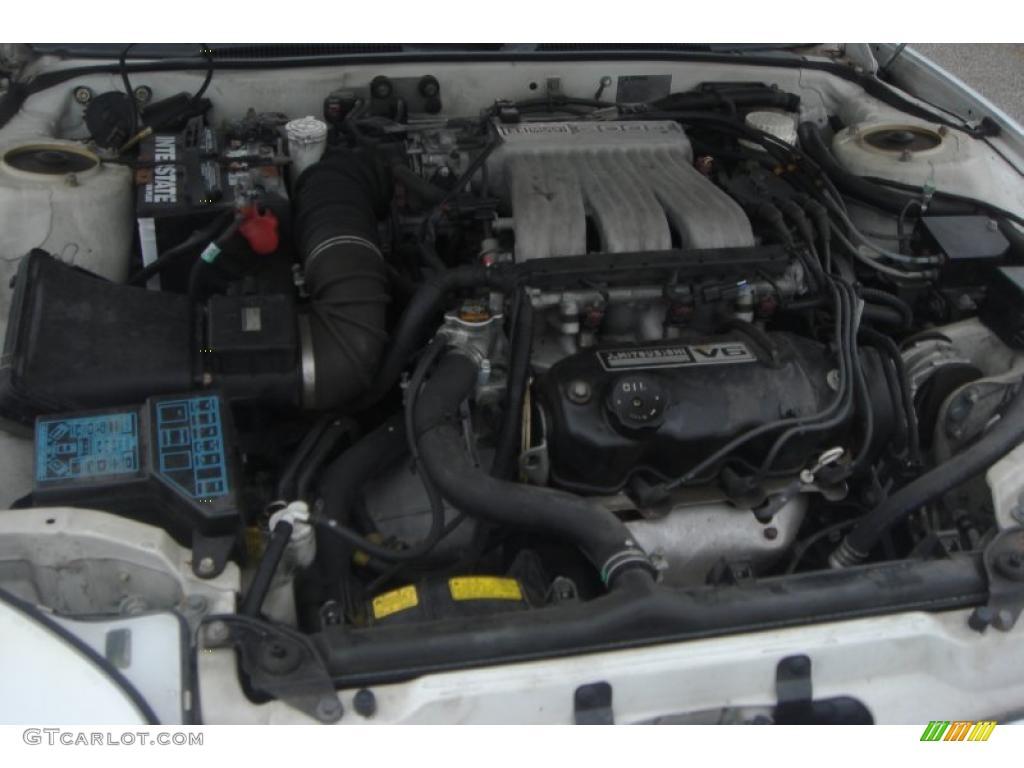 1997 Mitsubishi 3000gt Sl 3 0 Liter Dohc 24 Valve V6 Engine Photo 43351324 Gtcarlot Com