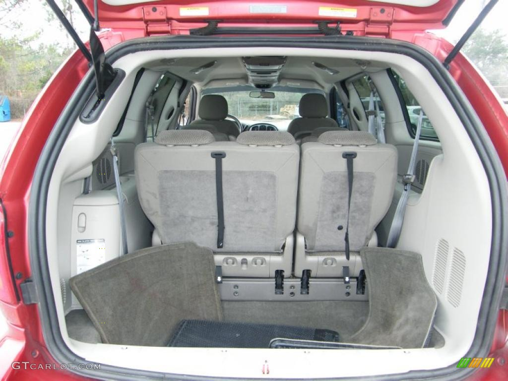 2005 dodge grand caravan sxt trunk photo 43356183. Black Bedroom Furniture Sets. Home Design Ideas