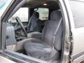Graphite Interior Photo for 2001 Chevrolet Suburban #43356495