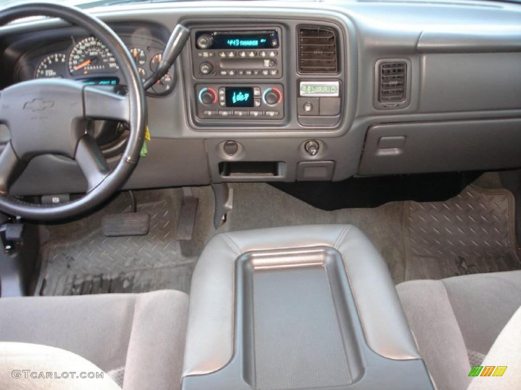 2006 chevrolet silverado 1500 ls extended cab dashboard photos