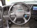 Dark Charcoal Steering Wheel Photo for 2006 Chevrolet Silverado 1500 #43363127