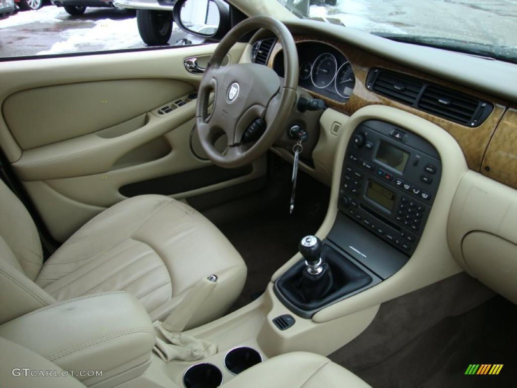 Barley Interior 2004 Jaguar X Type 2 5 Photo 43368006