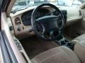 1998 Ford Explorer Medium Prairie Tan Interior Prime Interior Photo