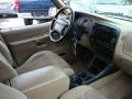 Medium Prairie Tan Dashboard Photo for 1998 Ford Explorer #43370476