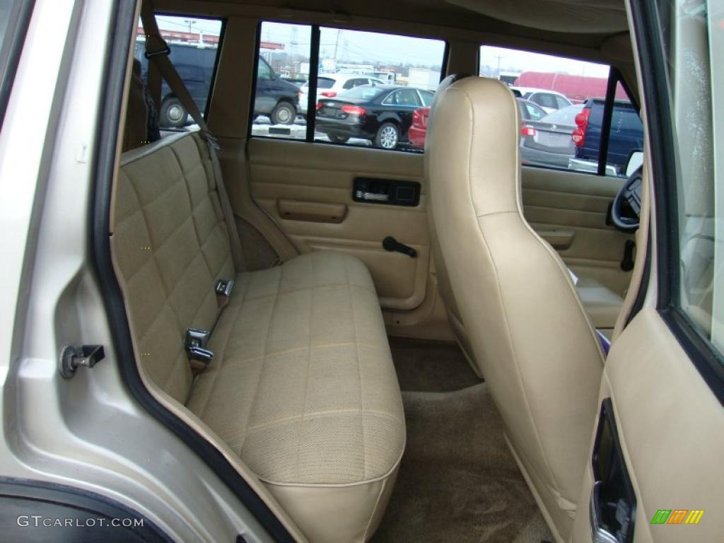 Tan interior 1996 jeep cherokee se 4wd photo 43371132 - 1996 jeep grand cherokee interior ...
