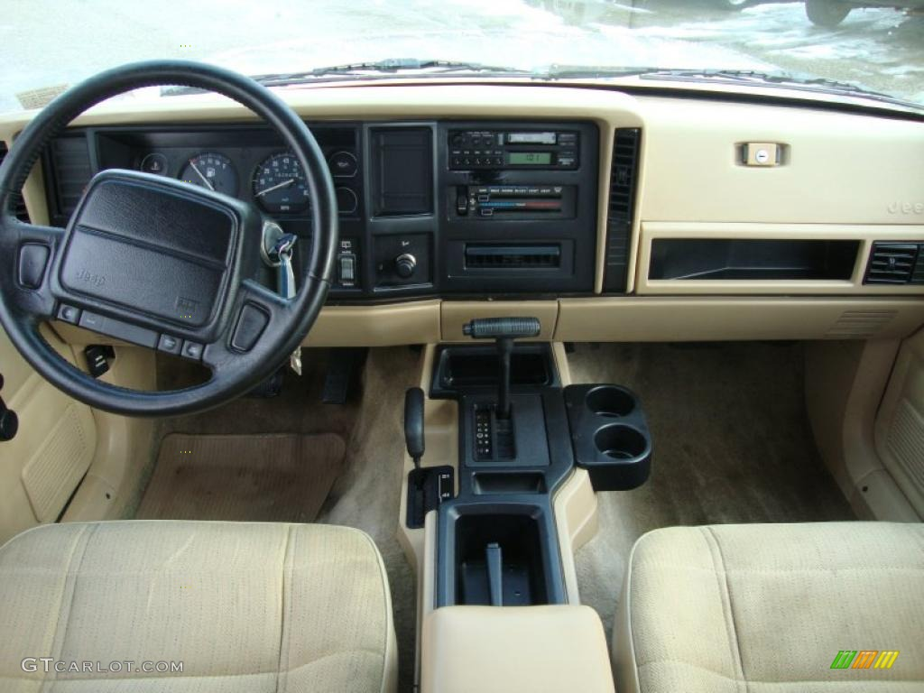 1996 Jeep Cherokee Se 4wd Dashboard Photos Gtcarlot Com