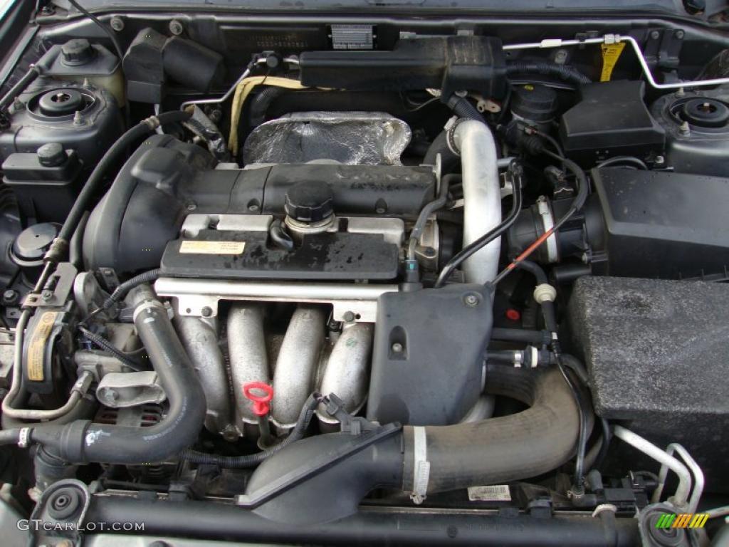 2001 volvo s40 manual transmission