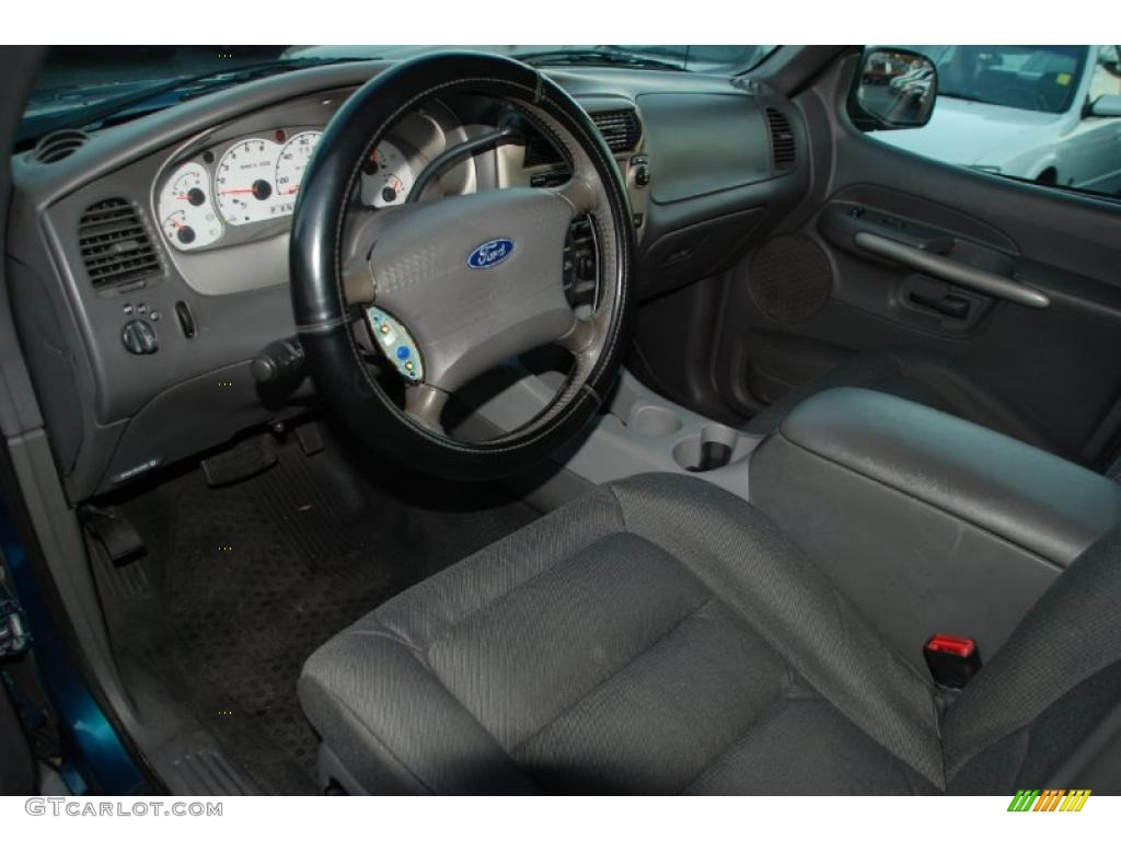 Ford Explorer Sport Trac 2001 Interior Images Galleries With A Bite