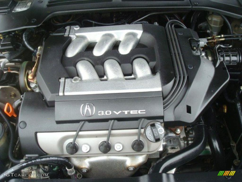 1999 Acura CL 3.0 3.0 Liter SOHC 24-Valve VTEC V6 Engine Photo #43386764