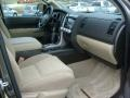Sand Beige Dashboard Photo for 2010 Toyota Tundra #43388461