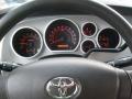 2009 Toyota Tundra Sand Interior Gauges Photo
