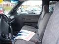 Mist Gray Interior Photo for 2001 Dodge Ram 2500 #43389999