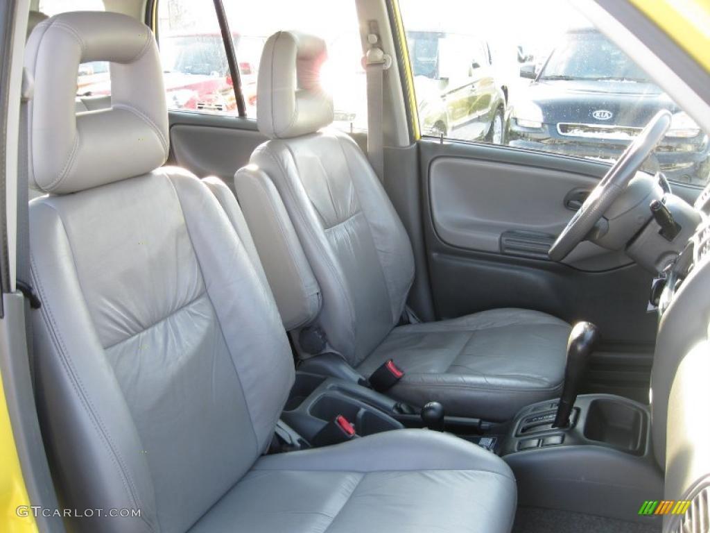 Chevy Vin Decoder >> 2002 Chevrolet Tracker ZR2 4WD Hard Top interior Photo ...