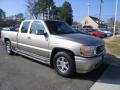 Pewter Metallic - Sierra 1500 C3 Extended Cab 4WD Photo No. 9