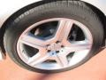 2007 Mercedes-Benz CL 550 Wheel and Tire Photo
