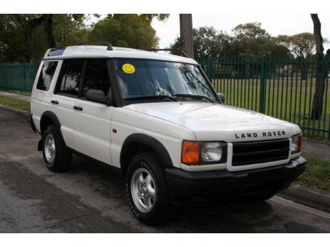 2000 Land Rover Discovery II  Data, Info and Specs