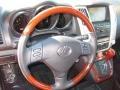 2008 Lexus RX 400h Hybrid Controls