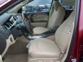 Cashmere/Cocoa Interior Photo for 2011 Buick Enclave #43432329