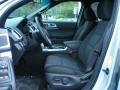 Charcoal Black Interior Photo for 2011 Ford Explorer #43435104