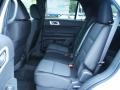 Charcoal Black Interior Photo for 2011 Ford Explorer #43435123