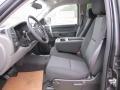 Dark Titanium Interior Photo for 2011 Chevrolet Silverado 1500 #43437111