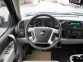 2011 Imperial Blue Metallic Chevrolet Silverado 1500 LT Crew Cab  photo #13