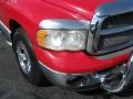 2002 Flame Red Dodge Ram 1500 SLT Quad Cab  photo #2