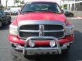 2002 Flame Red Dodge Ram 1500 SLT Quad Cab  photo #3