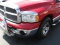 2002 Flame Red Dodge Ram 1500 SLT Quad Cab  photo #4
